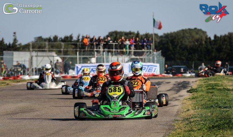Rok Cup -Tutti in pista questo weekend. Italia, Sud e Sicilia