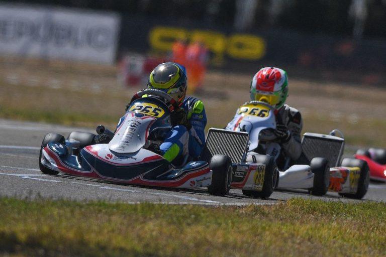 Sauber Karting Team – weekend preparatorio a Zuera