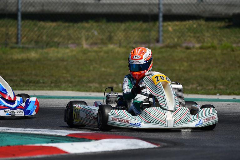 IAME Series Italy – Newmam Motorsport e Matteo Luvisi protagonisti ad Adria in x30 junior
