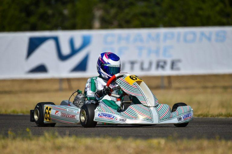 Competitività a Zuera per Tony Kart