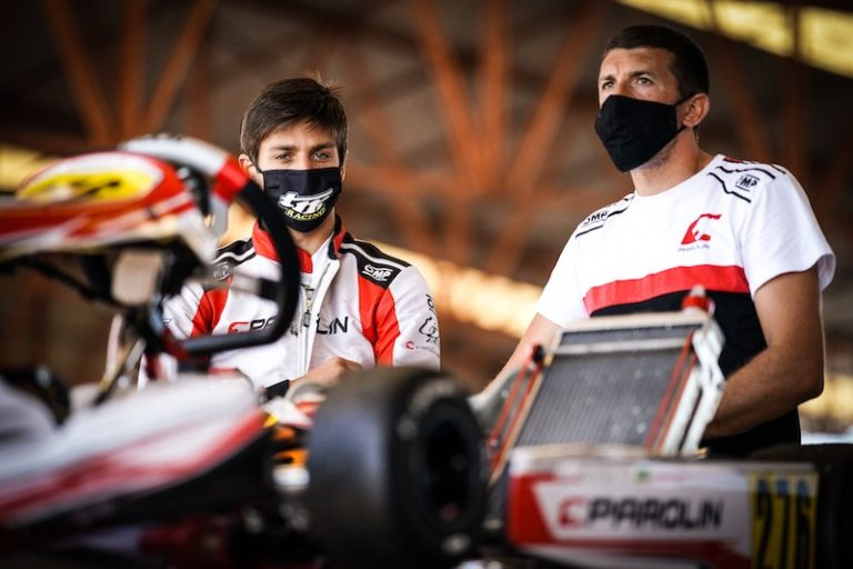 Parolin Racing Kart – ottima preparazione per l'Europeo a Zuera