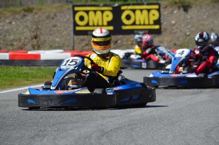 Pista Ronco PG Corse – 3° round Campionato Endurance maschile e femminile