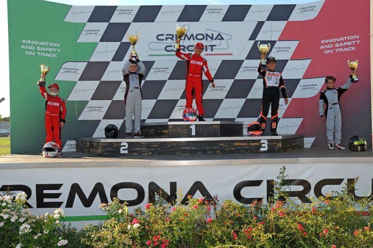 Briggs Kart Championship – Cremona – Round 2, Report