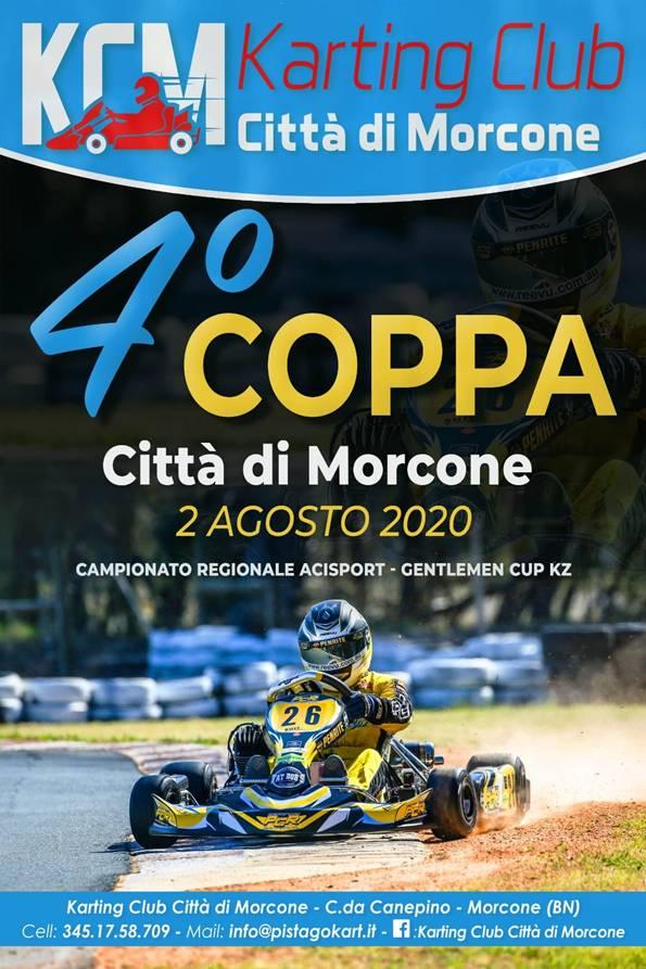 4^ Coppa Città di Morcone – Campionato Regionale Campania ACI ( 4°PR.)
