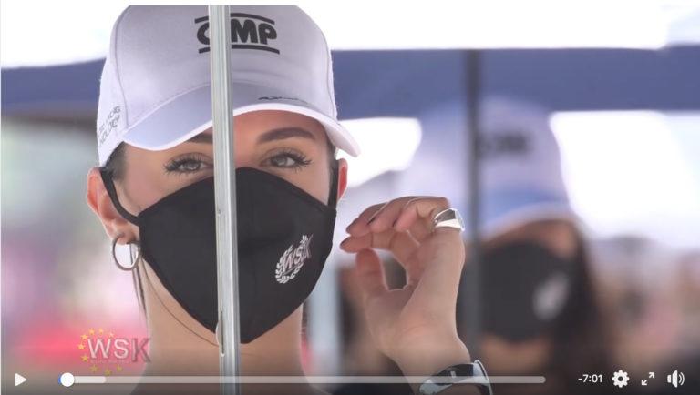 WSK Euro Series, los videos. El resumen del fin de semana de carreras en Sarno