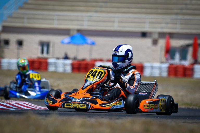 CRG in Spagna per il 1° round del Campionato Europeo OK-OKJ