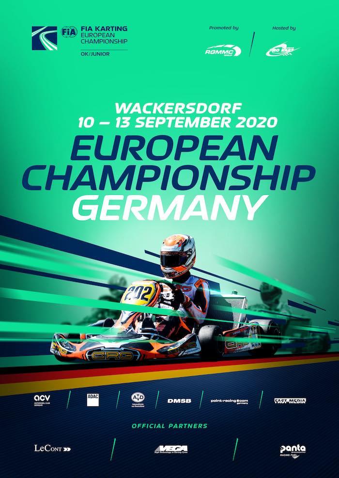 Grande suspense per la conquista dei titoli europei a Wackersdorf