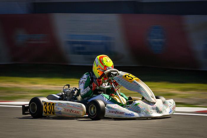 Ancora punti per Mattia Bucci nel Campionato Italiano