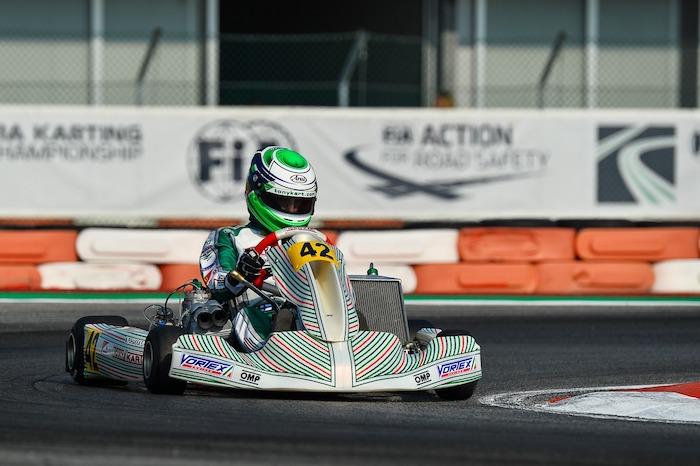 Tony Kart a Genk per l'atto finale dell'Europeo KZ e KZ2