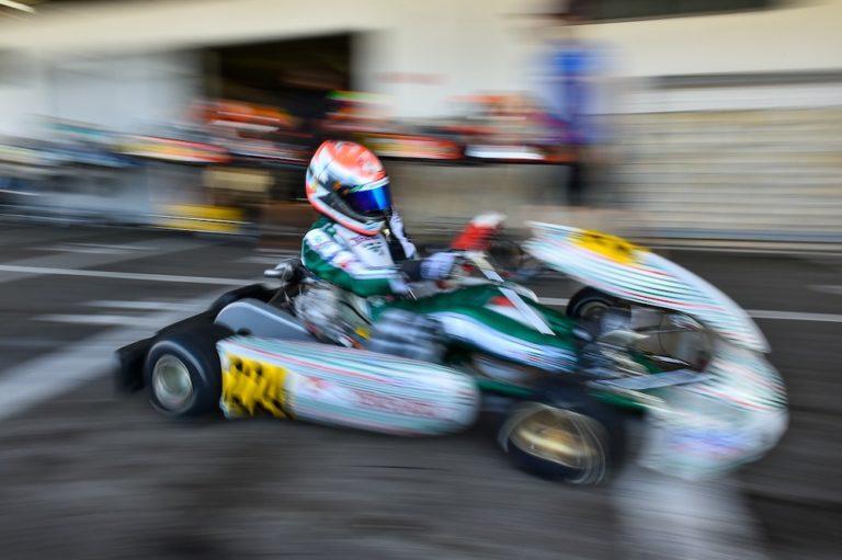 Tony Kart pronta per l'ultimo round dell'Europeo OK-OKJ