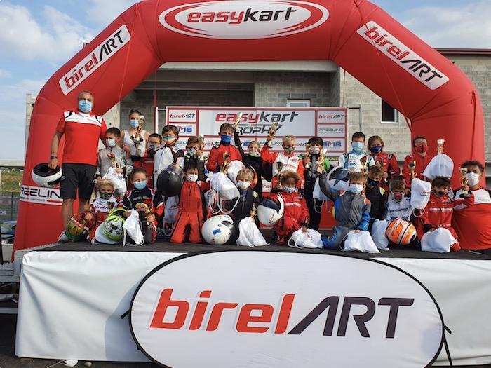 Trofeo Italiano Easykart – Quinta ronda- Castrezzato