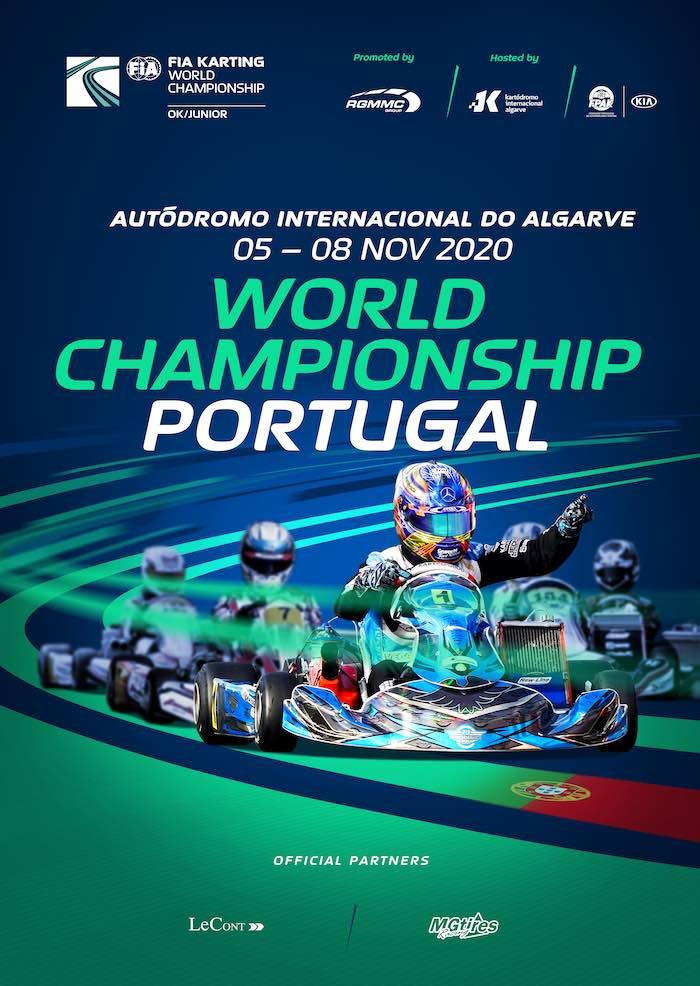 FIA Karting – Competición muy esperada en Portimão