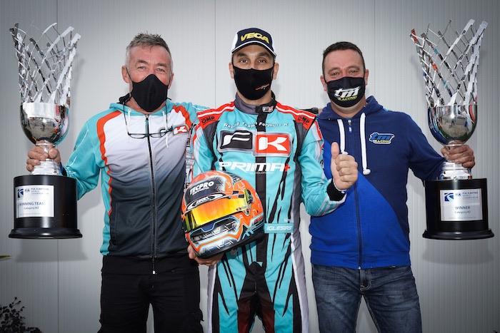 Il preparatore Cédric Sport Motors è Campione del Mondo