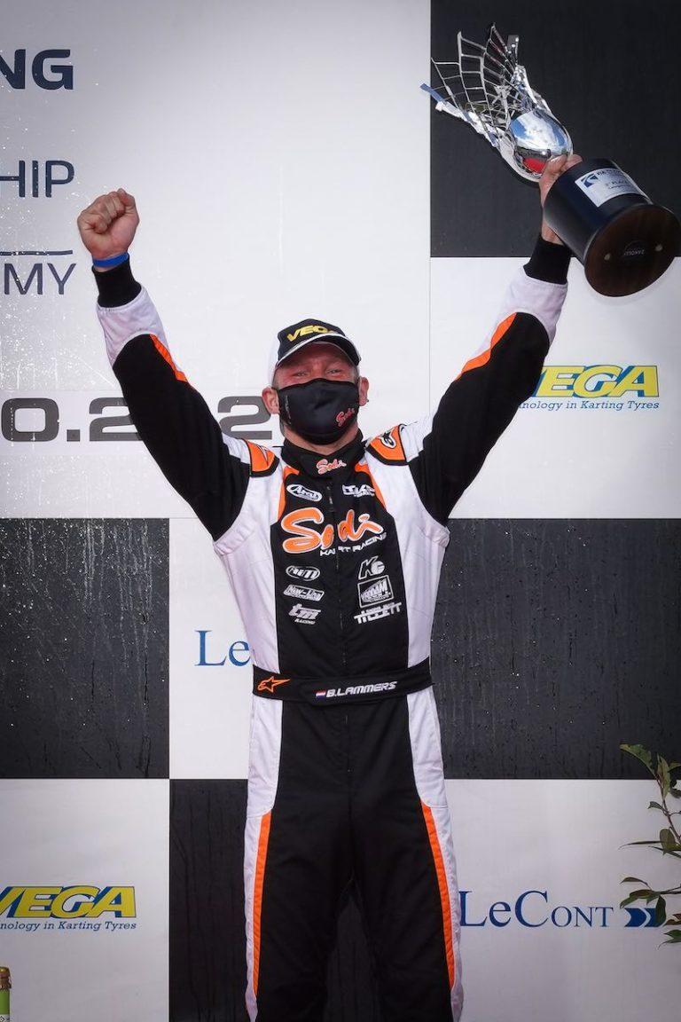 Sodikart – Un altro podio mondiale in KZ e ottime prestazioni in KZ2