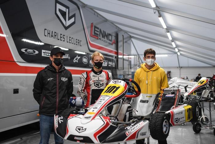 Ottimo passo vanificato dalla sfortuna al FIA Karting World Championship