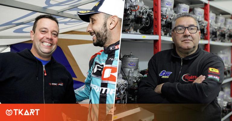 Cédric Sport Motors and Galiffa Kart: the builders who won the 2020 World Championship in KZ