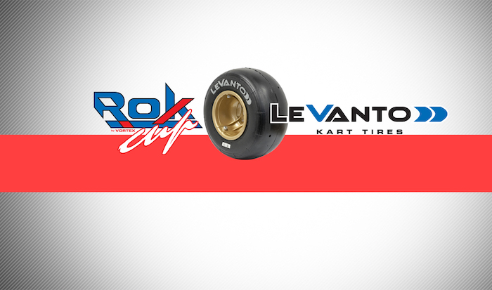New LeVanto tyres for Rok Cup