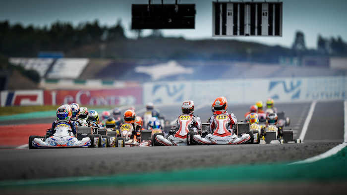 Parolin Racing Kart – Performance nella OK e podio nella Junior prima del mondiale