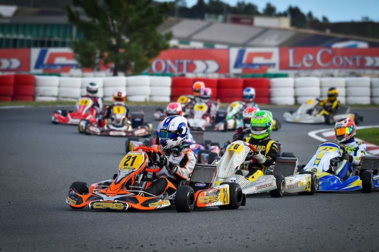 Top ten for CRG in Portugal