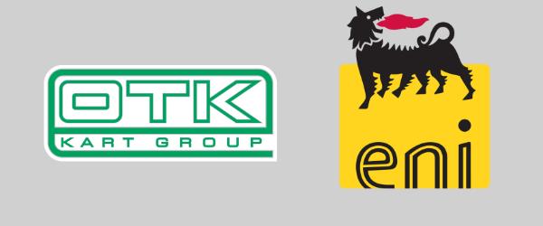 Partnership OTK Kart Group e ENI S.p.a