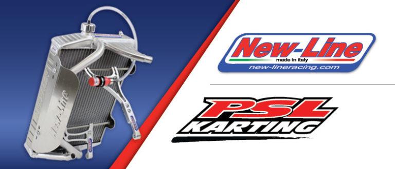 PSL Karting & New-Line Racing: si rinnova una collaborazione ventennale