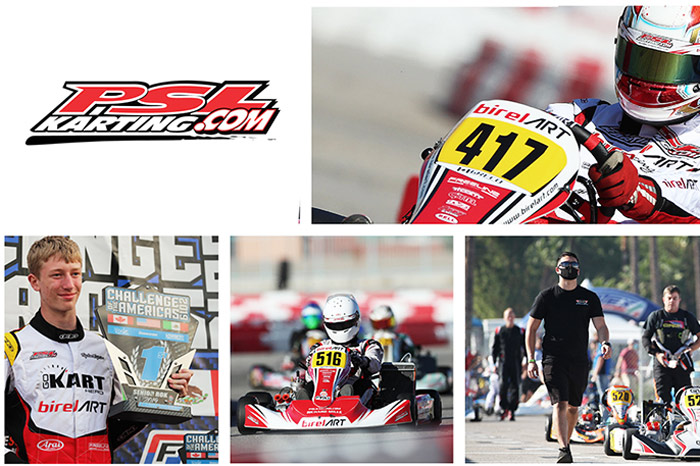 PSL Karting / BirelART North America Announce Fourteen Drivers to National Level Race Team in 2021