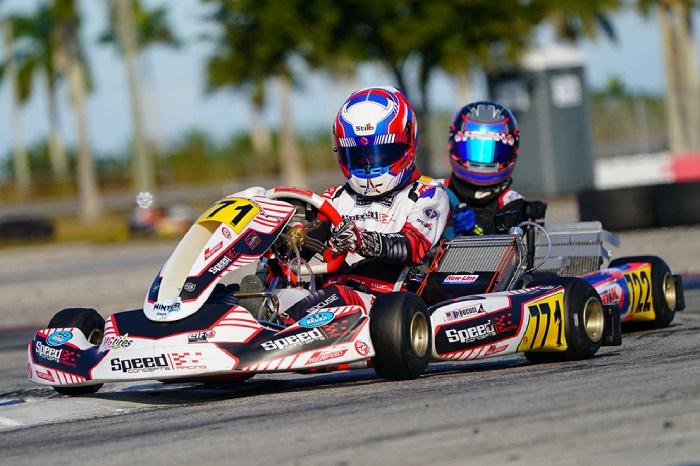Speed Concepts Racing cresce fino a cinque per il finale della SKUSA Winter Series