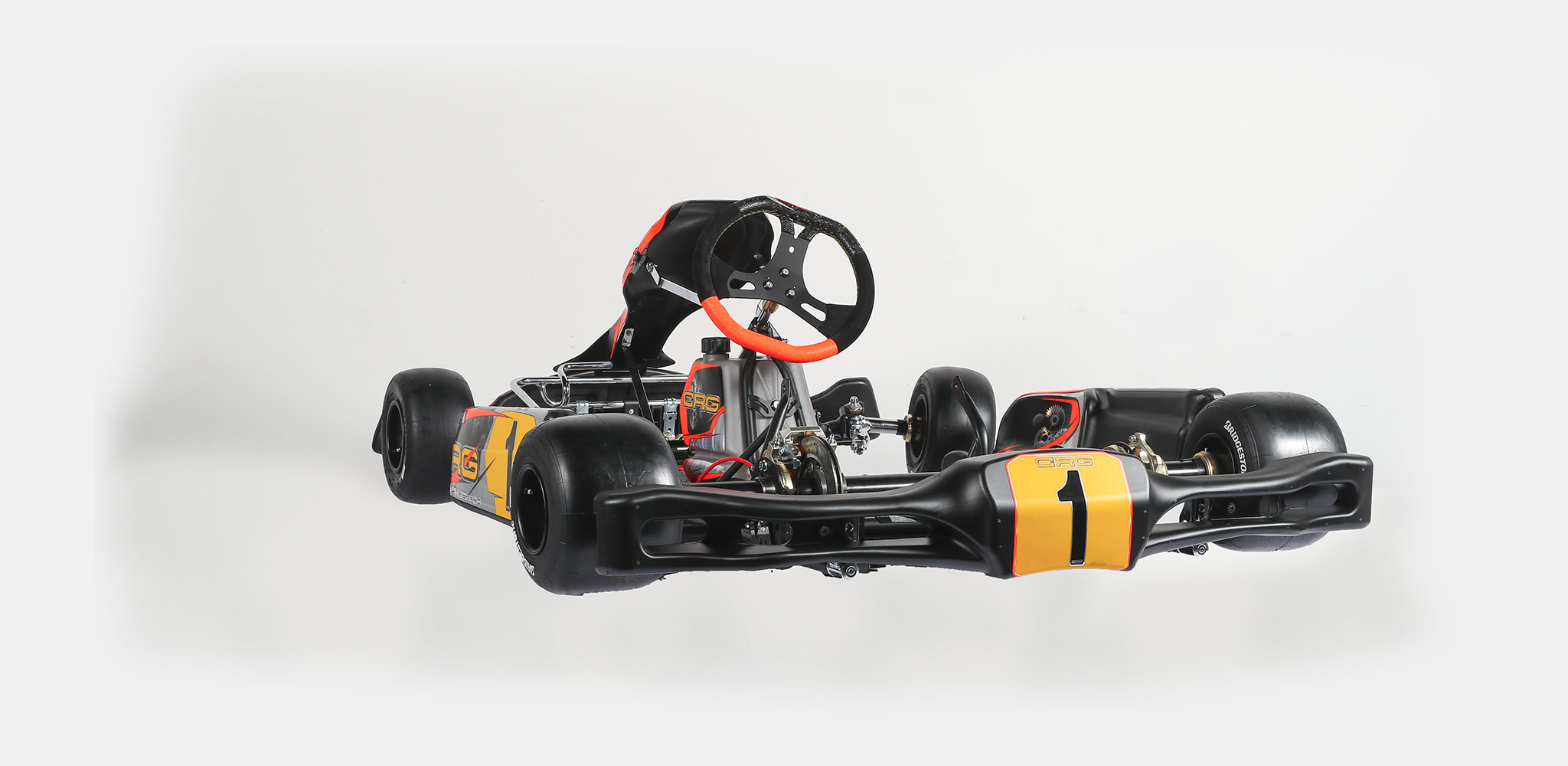 The CRG Heron\'s return to the market, a kart with an unconventional ...