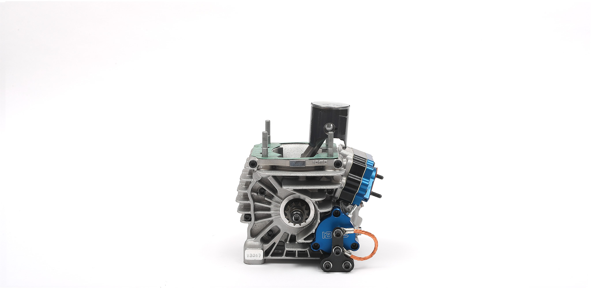 Reedster V  The 2019 evolution of the IAME OK and OKJ engines