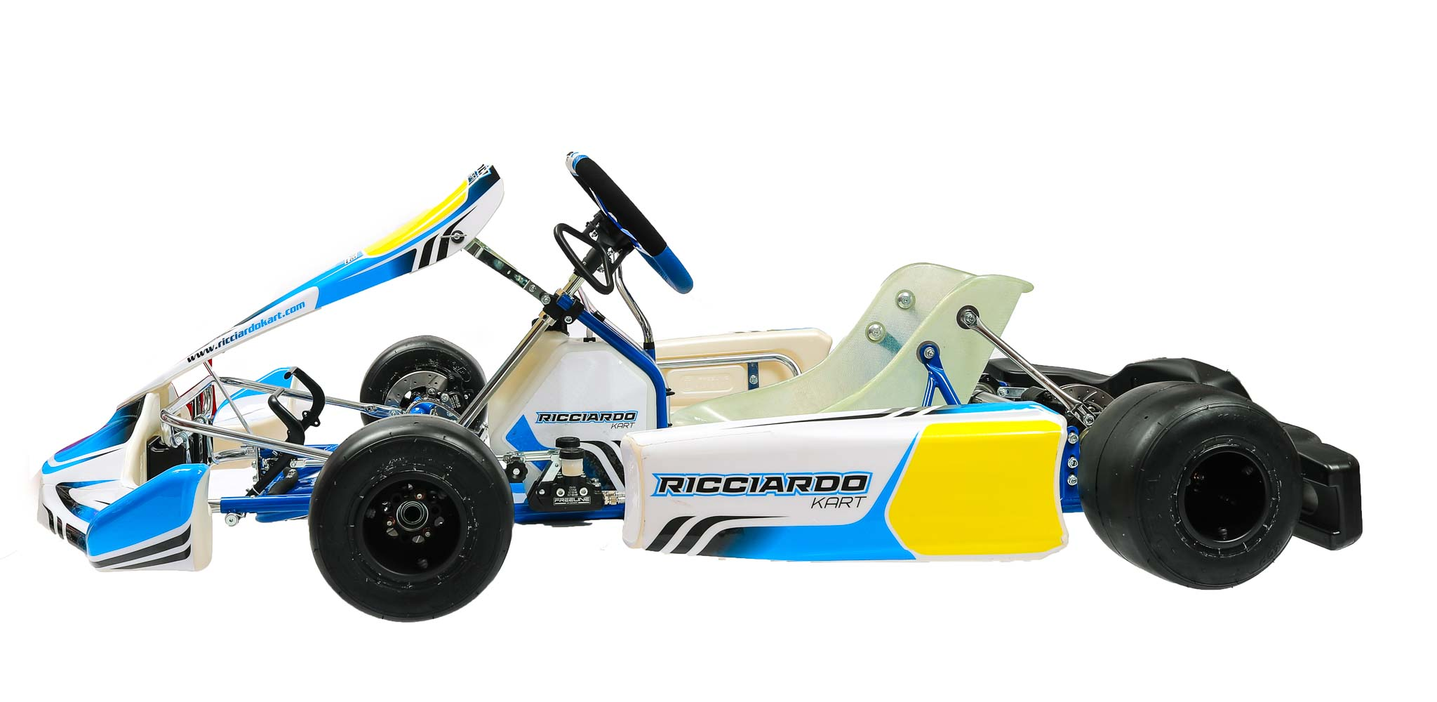 The 2018 Ricciardo Kart - TKART - News, tips, tech about karting