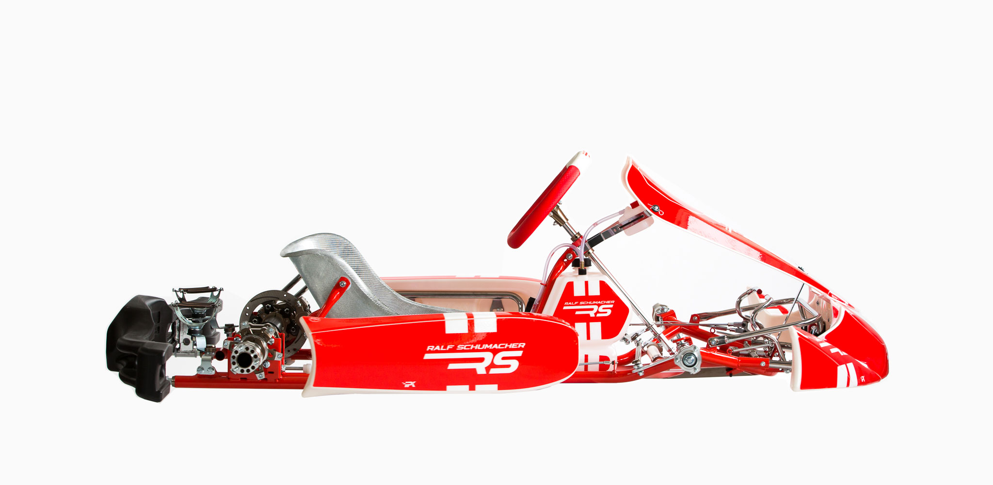 RS Kart: analysis of the 2019 go-kart signed by Ralf