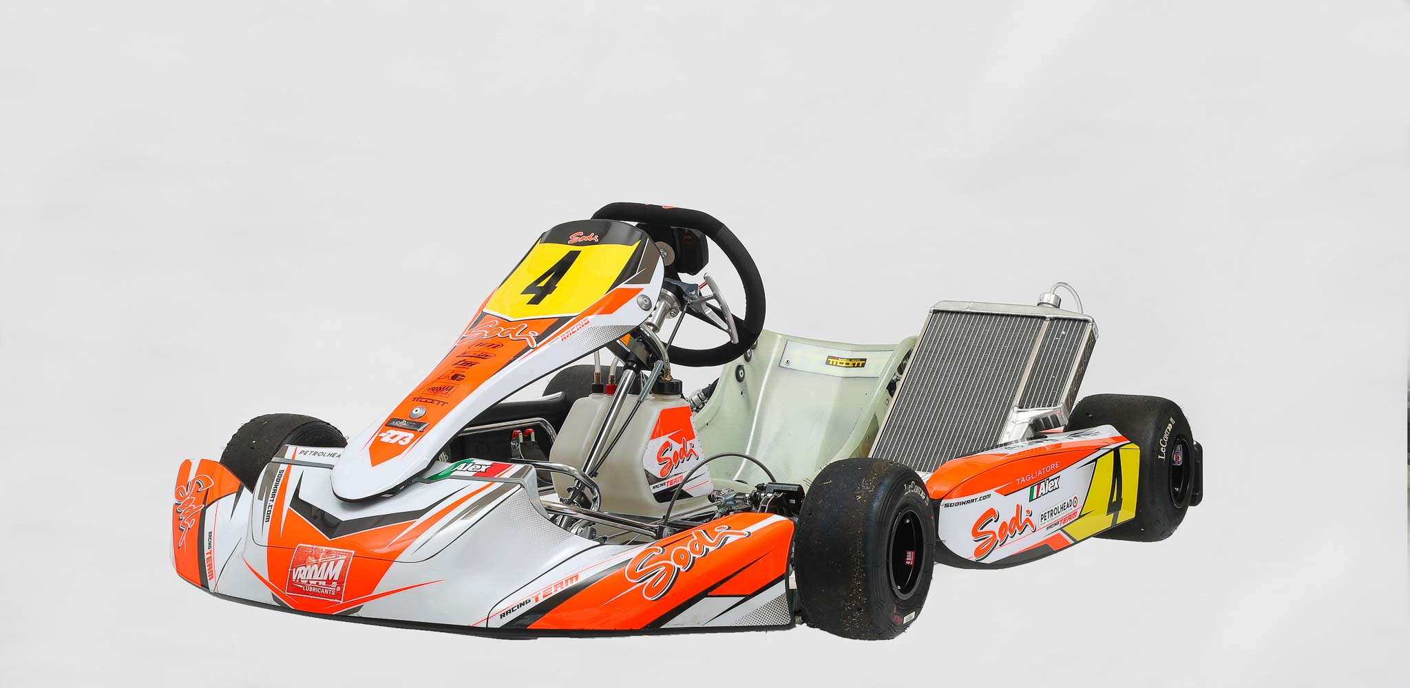 Analysis, details and secrets of the Sodikart Sigma KZ for shifter
